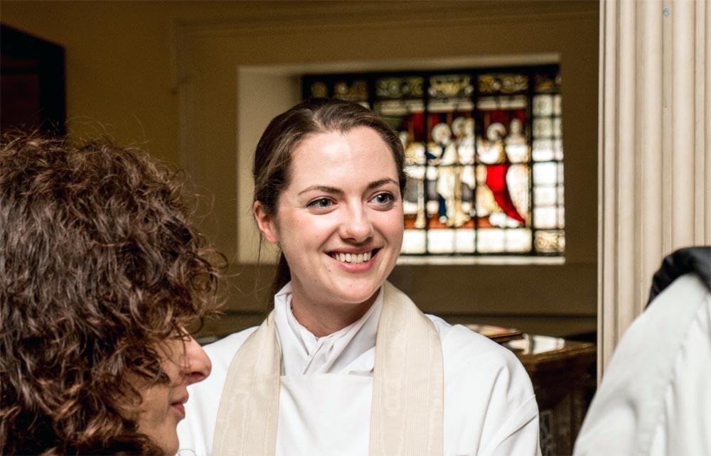 Rev Charlotte Bradley