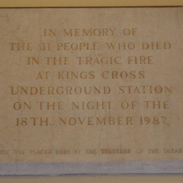 Fire Memorial